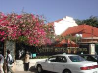 Institut Pasteur du Cambodge à Phnom Penh.