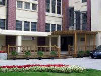 Entrée de l'Institut Pasteur de Shanghai