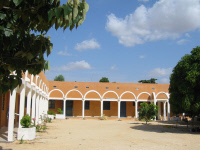 """Bâtiment """"Lapeyssonnie"""" du CERMES - Niger"""