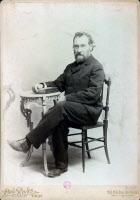 Elie Metchnikoff (1845-1916) en 1891.