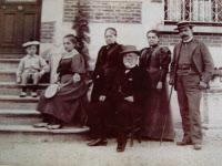 Famille de Louis Pasteur