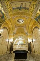 Chapelle funéraire où repose Louis Pasteur