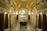Chapelle funéraire, tombeau de Louis Pasteur