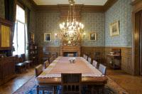 La grande salle à manger - Appartement de Pasteur - Musée Pasteur