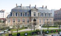 Façade du bâtiment historique de l'Institut Pasteur - © Olivier Panier des Touches/Dolcevita