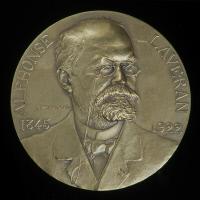 Médaille Laveran, avers