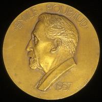 Médaille à l'effigie d'Emile Roubaud (1882-1962)