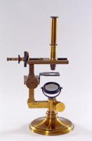 Microscope goniomètre utilisé par Louis Pasteur