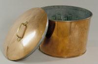 Bain-marie utilisé par Louis Pasteur