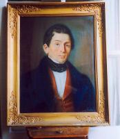 Ferdinand Maizier, pastel exécuté par Louis Pasteur en 1839