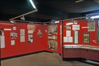 Panneaux d'exposition sur la sérothérapie antivenimeuse