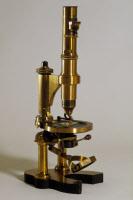 Microscope Nachet utilisé par Louis Pasteur