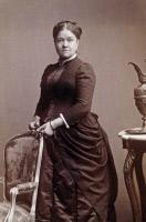 Marie Pasteur en 1884