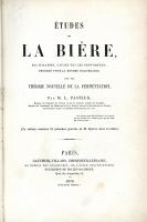 Travaux de Louis Pasteur sur la bière, 1876