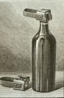Fixe-bouchon de Junge pour la Pasteurisation de la bière en bouteille