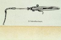 Diphtérie, instrument
