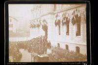 Inauguration de l'Institut Pasteur de Paris le 14 novembre 1888