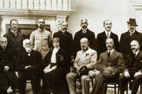 Délégation française 1919