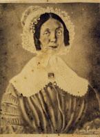 Marguerite Roch, pastel executé par Louis Pasteur en 1839