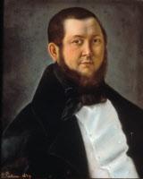 Ernest Benoist, pastel exécuté par Louis Pasteur en 1839