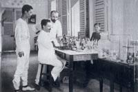 Réseau International de 1891 à 1940