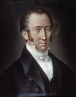 Le Docteur Foncin, pastel exécuté par Louis Pasteur en 1841