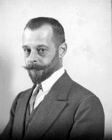 Félix d'Herelle (1873-1949) vers 1927