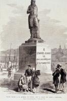 Statue élevée à la mémoire de Jenner
