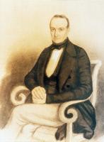 Auguste Griffon, pastel exécuté par Louis Pasteur