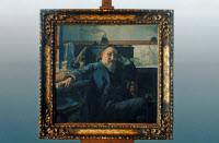 Elie Metchnikoff - Huile sur toile de William Laparra, 1911