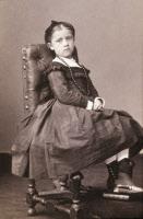 Marie-Louise Pasteur, fille de Louis Pasteur