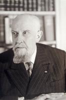 Gaston Ramon (1886-1963) en 1961