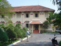 Institut Pasteur d'Hô-Chi-Minh-Ville en 2004