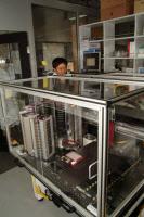 Laboratoire de recherche Institut Pasteur de Corée