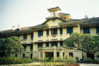 Institut National d'Hygiène et d'Epidémiologie d'Hanoi en 1995