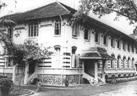 Bâtiment de l'Institut Pasteur de Saïgon en 1930