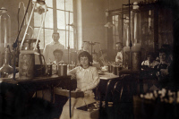 In the laboratories 1889-1965
