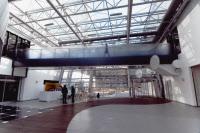 Institut Pasteur de Corée : Atrium 1er étage
