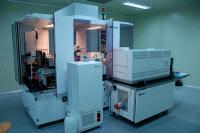 Equipement à l'Institut Pasteur de Corée