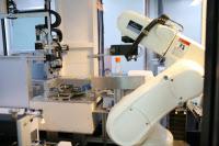"""Institut Pasteur de Corée - Equipement : """"cell::explorer"""" (détail)"""