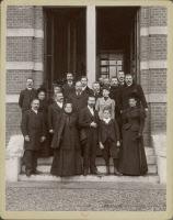 Inauguration de l'Institut Pasteur de Lille le 9 avril 1899