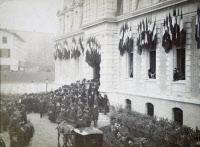 Inauguration de l'Institut Pasteur
