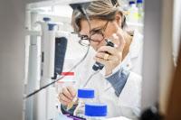 Reportage Unité Intéractions bactéries cellules 2013