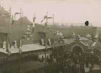 Inauguration de l'Institut Pasteur de Lille le 9 avril 1899.