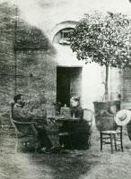 Pasteur et sa femme près d'Alès - 2