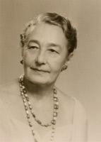 Hélène Sparrow (1891-1970) - Tunis 1957