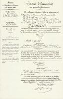 Addition de mai 1865 au brevet d'invention de Louis Pasteur sur le chauffage des vins