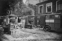Ambulances mises au point par René Legroux