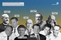 Les chercheurs Pasteuriens lauréats du prix Nobel.