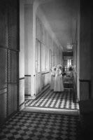 Les soins à l'hôpital de l'Institut Pasteur vers 1920